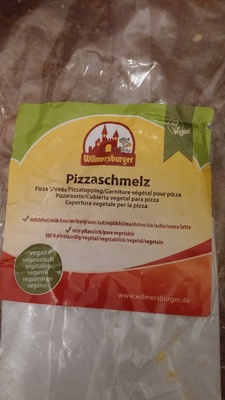 Pizzaschmelz - Product