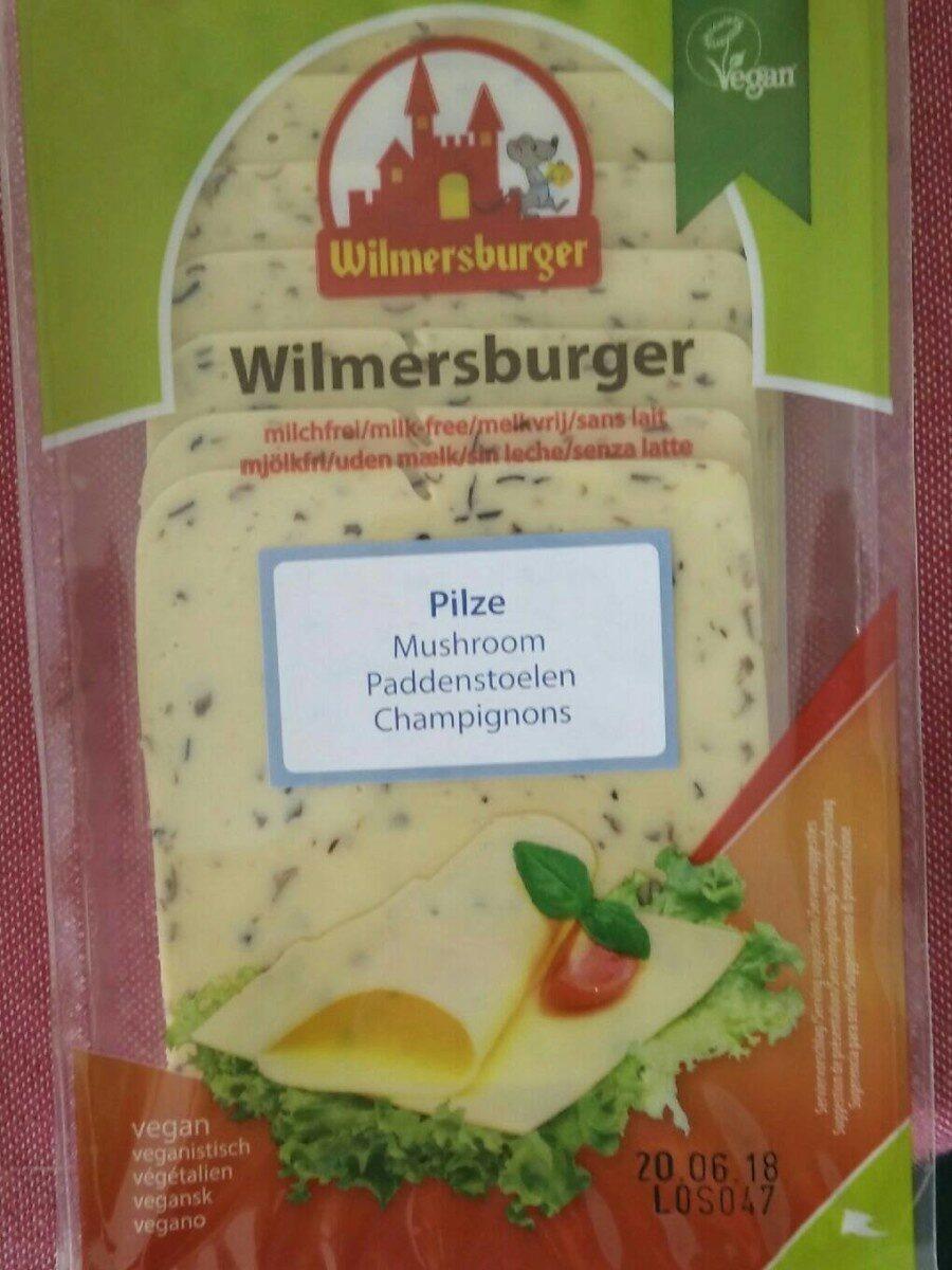 Fromage en tranche champignons - Product - de