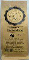 Espresso Hausmischung - Produkt