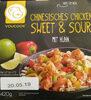 Chinesisches Chicken Sweet & Sour mit Huhn - Product