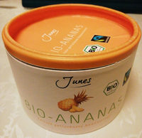 Bio-Ananas - Produkt