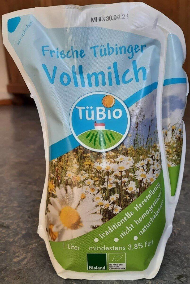 Frische Tübinger Vollmilch - Prodotto - de