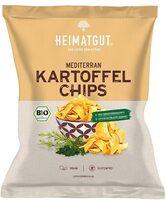 Kartoffelchips Mediterran - Produit - de