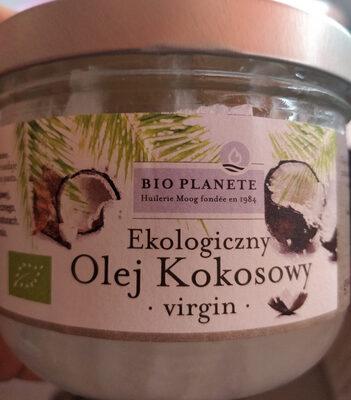 Olej Kokosowy ekologiczny - Produit - pl