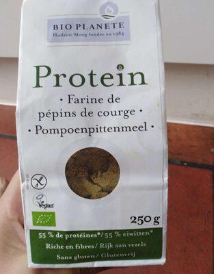 Farine de pépins de courge - Product - nl