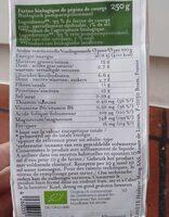 Farine de pépins de courge - Ingredients - nl