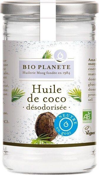 Huile de coco vierge - Produit - fr