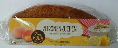 Zitronenkuchen - Product