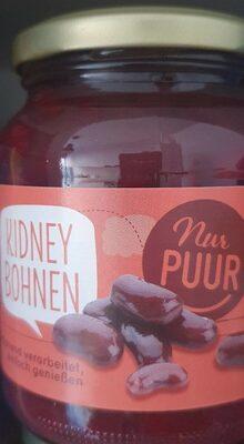 Kidney bohnen - Produkt - de