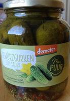 Gewürzgurken süß-sauer - Produkt