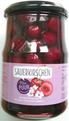 Sauerkirschen - Product - de