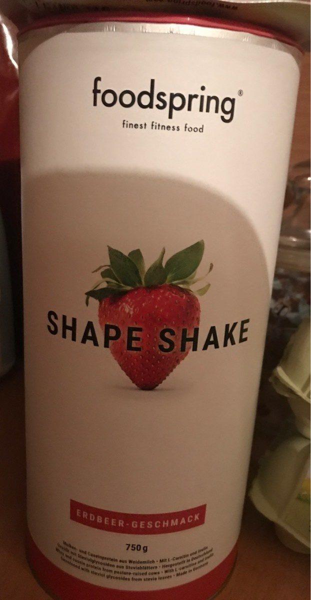 Foodspring Shape Shake - Produit - fr