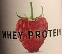 Whey Protein , Himbeere - Produit - fr