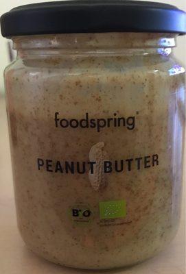 Peanut butter - Produit