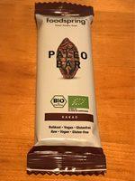 Paleo Bar cacao - Produit - en