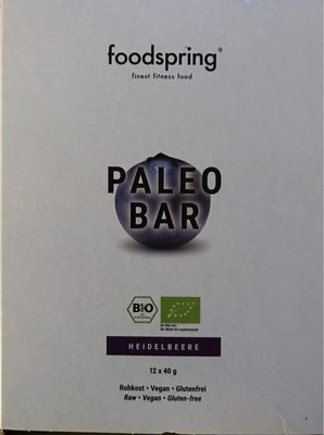 Paleo Bar - Product - de