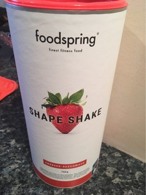 Foodspring - Product
