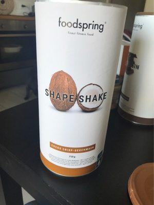 Shape shake - Produit - fr