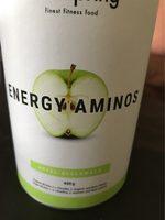 Energy aminos - Produit - fr