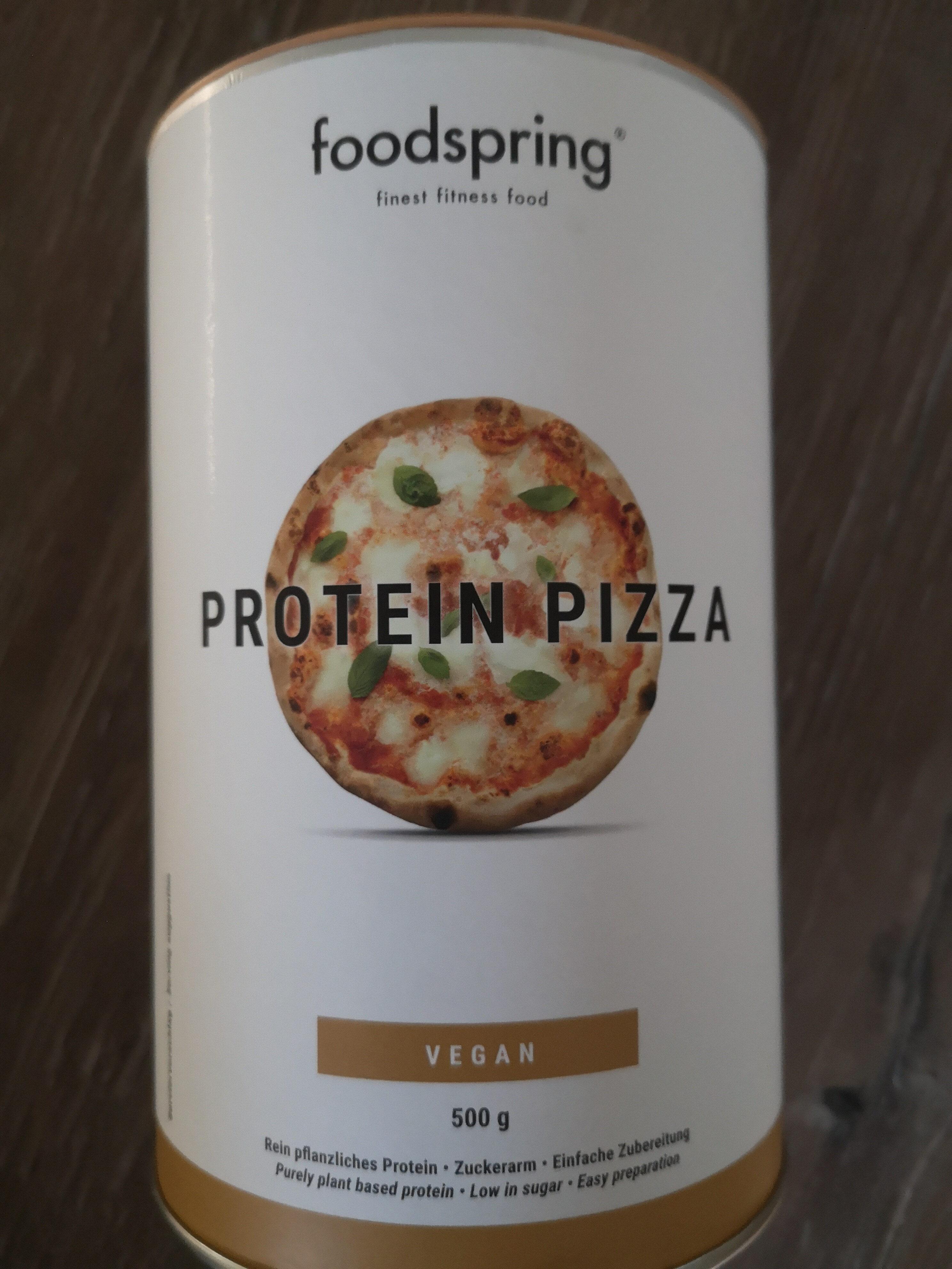 Protein pizza - Produit - de