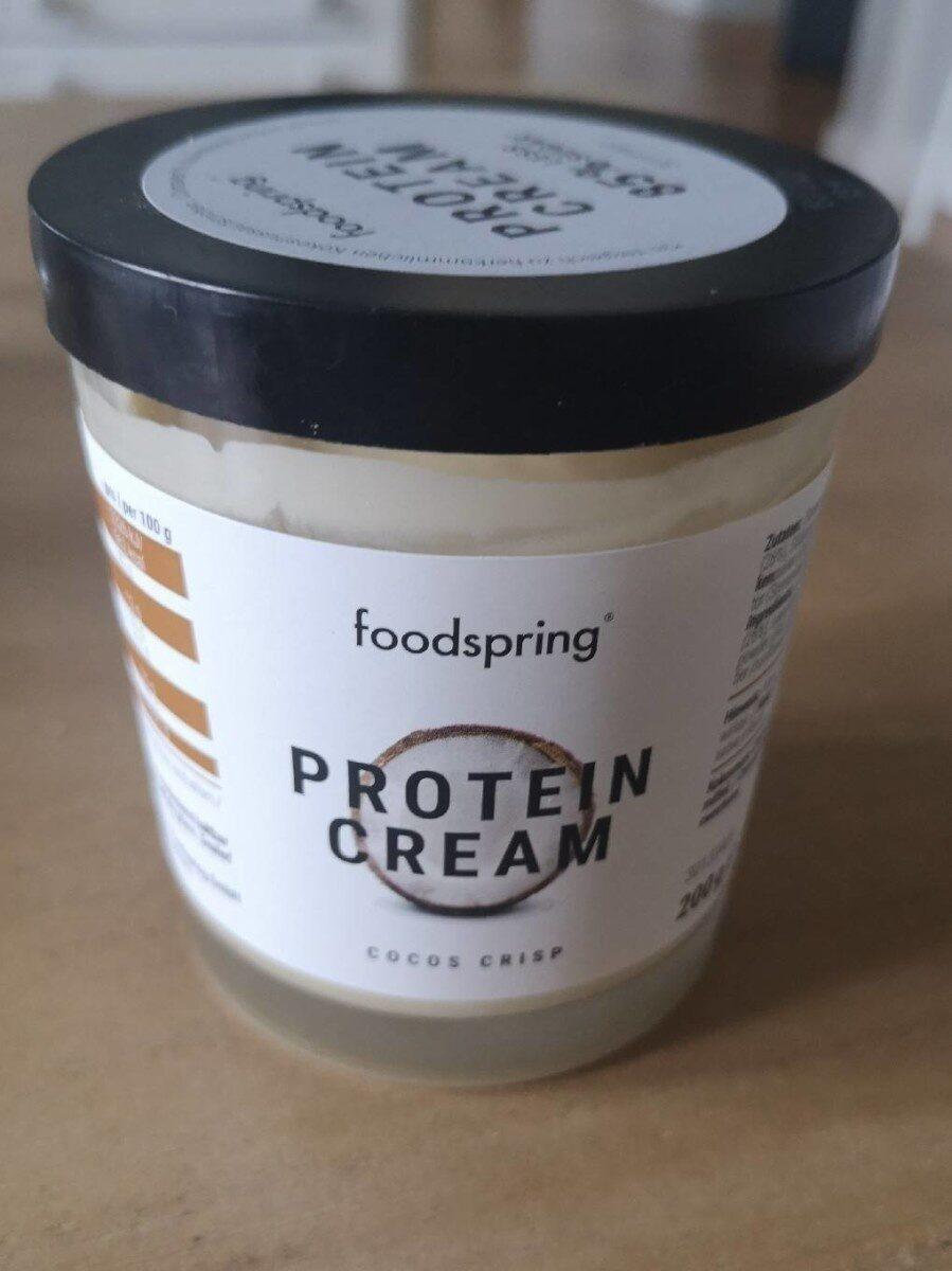Protein Cream Cocos - Produit