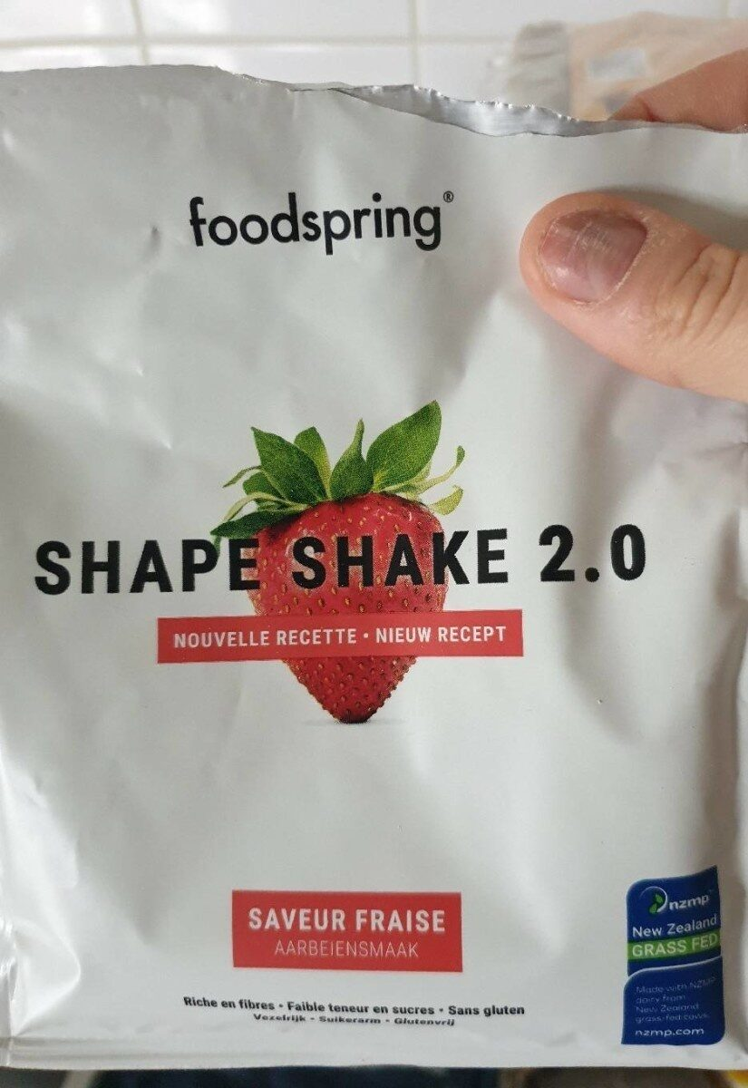 Shape shake 2.0 - Product - fr