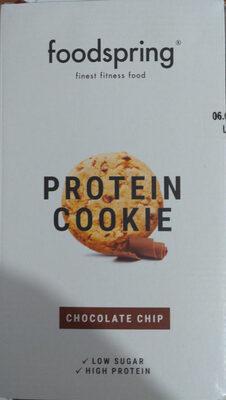 Protein Cookie Chocolate Chip - Produkt - de