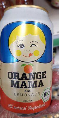 Orange mama - Produit - de