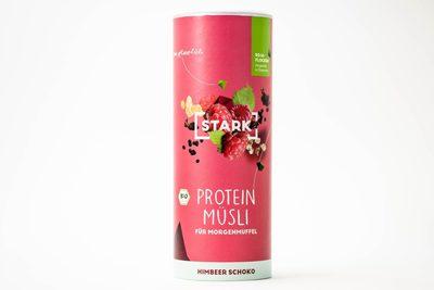 STARK Protein Müsli Himbeer Schoko - Produkt