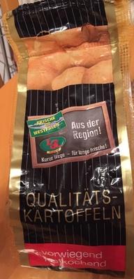 Qualitäts-Kartoffeln vorwiegend festkochend - Produkt