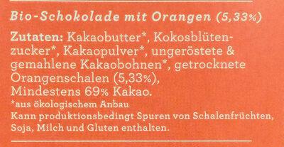 Chocqlate - Zutaten - de