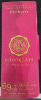 Schokolade Himbeere 69% - Produit - de