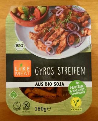 Gyros Streifen aus Bio Soja - Produkt