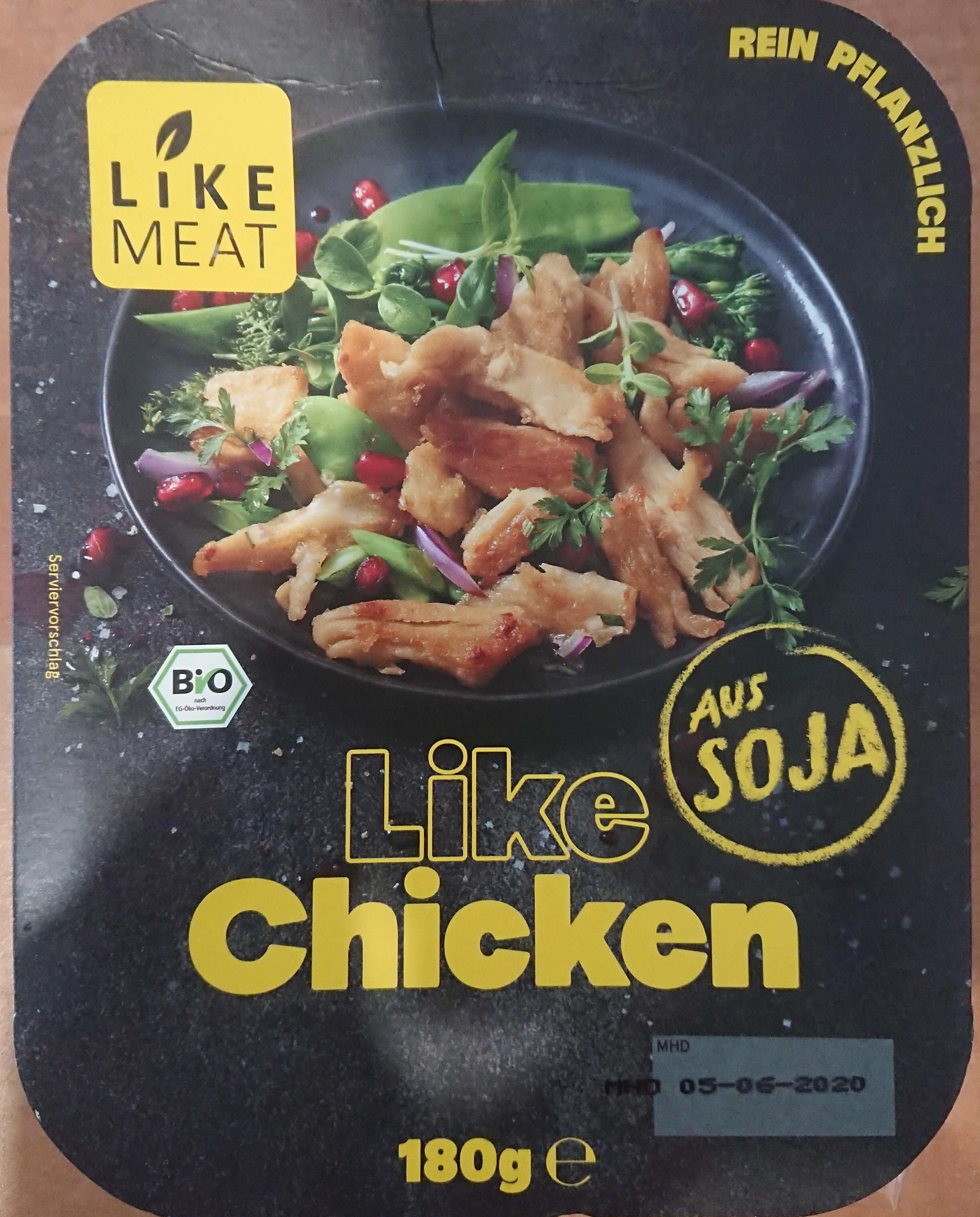 Like Chicken - Produit - de