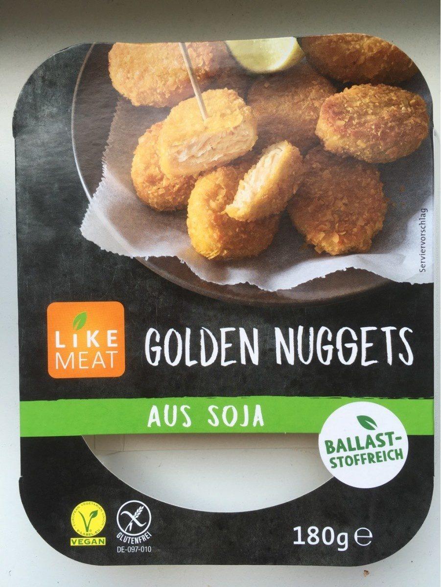 Golden Nuggets aus Soja - Produit - fr
