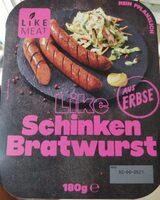 Like Schinken Bratwust - Prodotto - de
