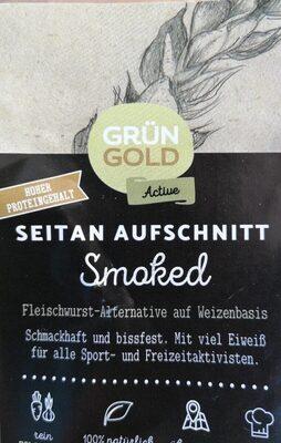 Seitan Smoked Aufschnitt - Prodotto - de