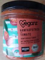 Hanfaufstrich Tomate - Product - de