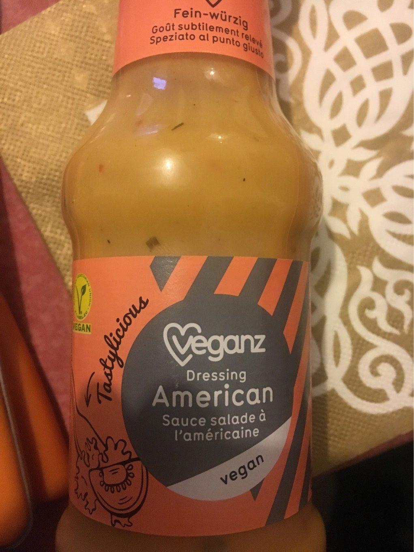 Dressing À L Américaine veganz dressing american