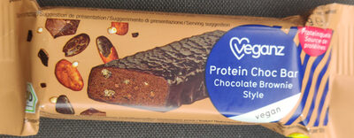 Protein Choc Bar Chocalte Brownie Style - Product - de