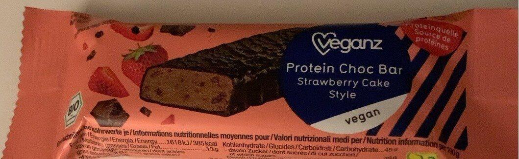Protein choc bar - Product - de