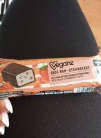 Choco bar strawberry - Product - fr