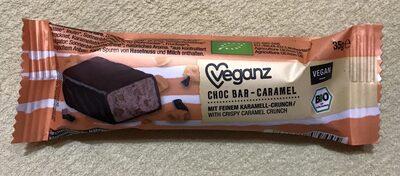 Choc bar- caramel - Produkt - de