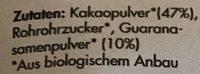 Koawach Klassik - Inhaltsstoffe