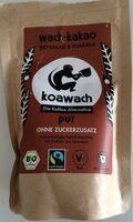 Bio-Kakao & Guarana Pur Ohne Zuckerzusatz - Product - de
