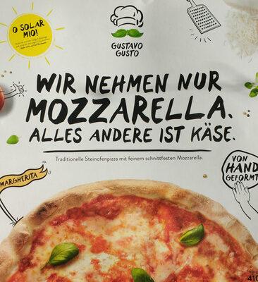 Pizza Margherita - Produit - de
