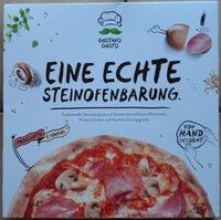 Pizza Prosciutto E Funghi - Produit - de