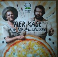 Vier Käse für ein Halleluja - Produkt - de