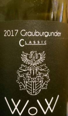 2017 Grauburgunder Classic - Produkt