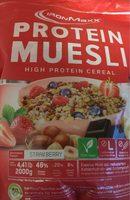 Protein Muesli, Erdbeere - Produit - fr